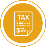 Unfiled tax returns icon