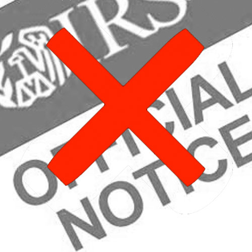 Taxpayers May Receive Incorrect Tax Notice From The Irs Tax