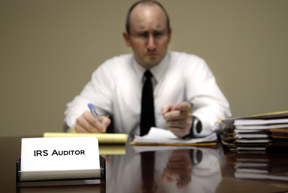 Why Is The IRS Auditing You?