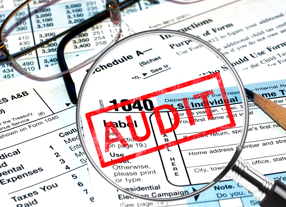 Preparing For An IRS Tax Audit