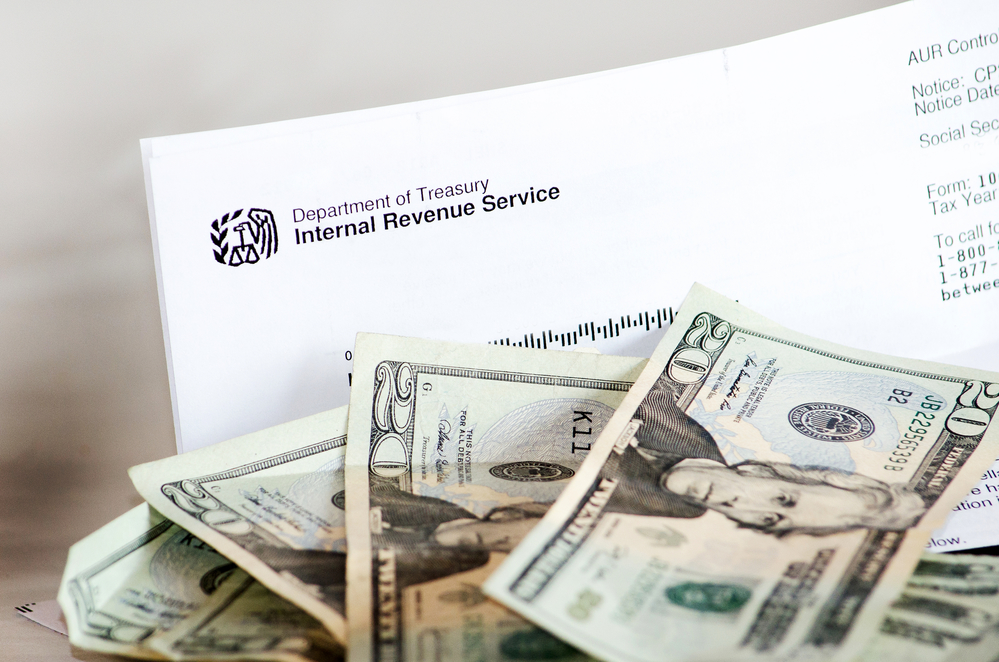 Can Wages Be Garnished If You Owe Money To The IRS?