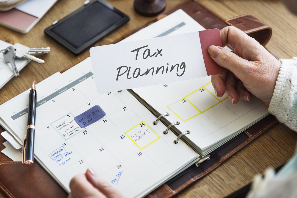 How Should Tax Planning Be Done?